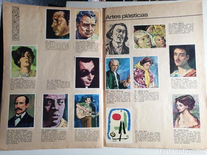 Coleccionismo Álbum: Album de cromos Completo TIERRAS CATALANAS Pentavin - Foto 15 - 240417380
