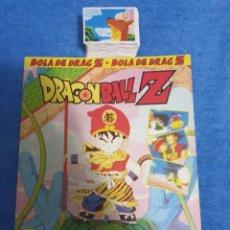 Coleccionismo Álbum: COLECCION COMPLETA SIN PEGAR DRAGON BALL Z MUY DIFICIL DE CONSEGUIR-ALBUM VACIO-PLANCHA(1991). Lote 240556840