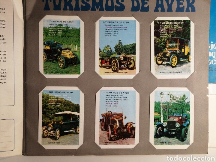 Coleccionismo Álbum: Albumes Cervezas DAMM Automovil 71 y Homenaje a la Conquista del Espacio COMPLETOS - Foto 2 - 241007375