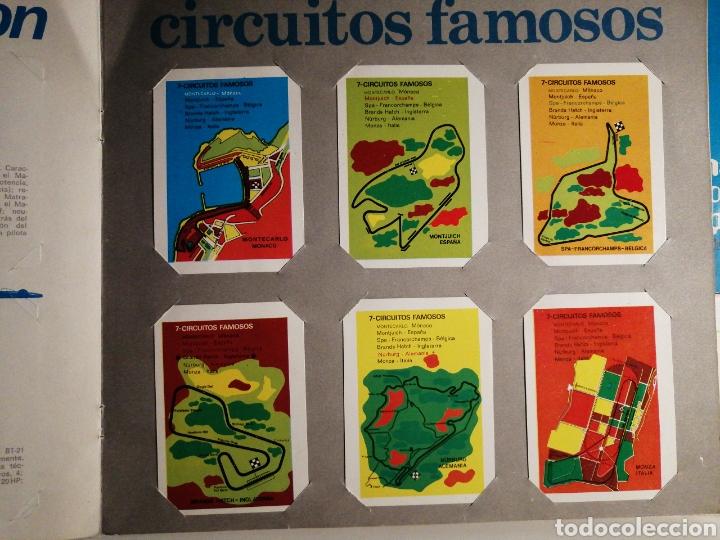 Coleccionismo Álbum: Albumes Cervezas DAMM Automovil 71 y Homenaje a la Conquista del Espacio COMPLETOS - Foto 4 - 241007375