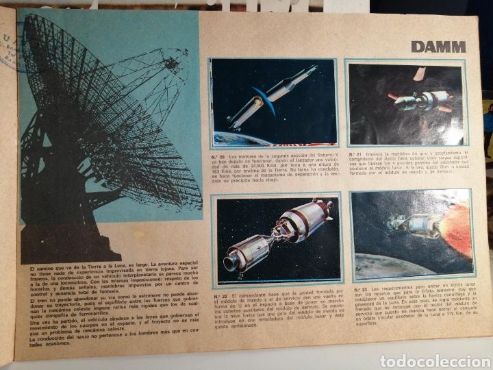 Coleccionismo Álbum: Albumes Cervezas DAMM Automovil 71 y Homenaje a la Conquista del Espacio COMPLETOS - Foto 8 - 241007375