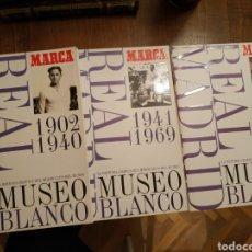 Coleccionismo Álbum: ÁLBUMES REAL MADRID. 1902. 1999.. Lote 241301460