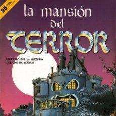 Coleccionismo Álbum: ALBUM LA MANSION DEL TERROR FACSIMIL COMPLETO Y NUEVO. Lote 278191883