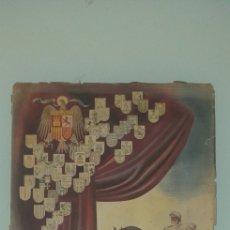 Coleccionismo Álbum: ALBUM COMPLETO HISTORIA ESPAÑA EDAD ANTIGUA - BRIONES Y ALONSO. Lote 243360255