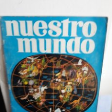 Coleccionismo Álbum: ATLAS ILUSTRADO BIMBO,COMPLETO. Lote 243396280