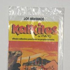 Collectionnisme Album: KALKITOS LOS BEDUINOS. NUEVO A ESTRENAR. Lote 244681680