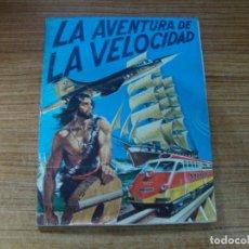 Coleccionismo Álbum: ALBUM DE CROMOS LA AVENTURA DE LA VELOCIDAD COMPLETO DIFUSORA DE CULTURA. Lote 244712755