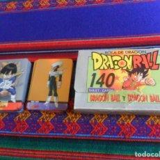 Coleccionismo Álbum: DRAGONBALL DRAGON BALL Z TARJET-CARDS COMPLETA 140 CROMO. ESTE. REGALO 71 LAMINCARDS SUPER SAIYAN.. Lote 245138355