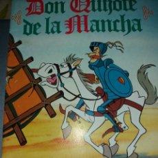 Coleccionismo Álbum: DON QUIJOTE DE LA MANCHA, COMPLETO, DANONE. Lote 245277165