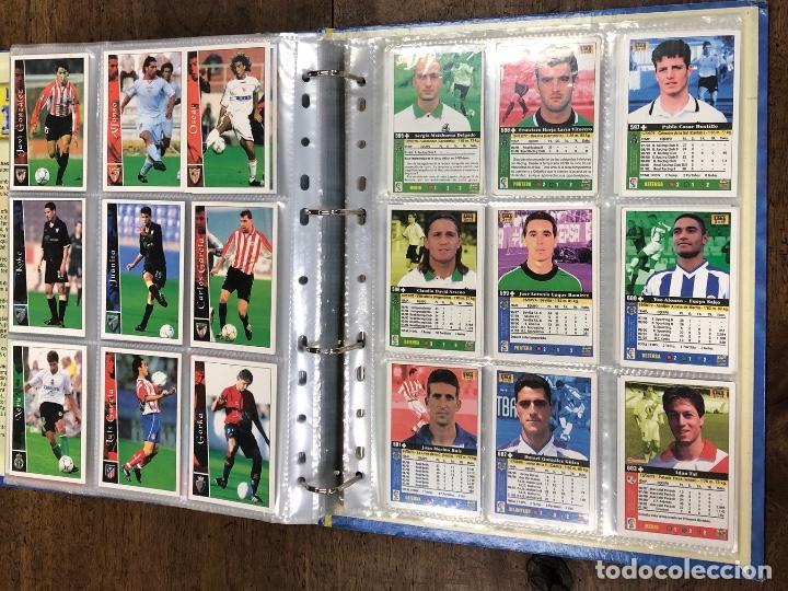 Coleccionismo Álbum: ALBUM LAS FICHAS DE LA LIGA 2003. 620 FICHAS + ALGUNO SUELTO - Foto 13 - 245782515