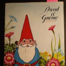 Coleccionismo Álbum: CROMOS DAVID EL GNOMO (COMPLETO). Lote 245784540