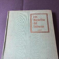 Coleccionismo Álbum: ALBUM NESTLE LAS MARAVILLAS DEL UNIVERSO 3 . COMPLETO.. Lote 245891525