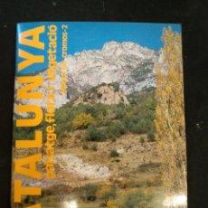 Coleccionismo Álbum: CATALUNYA PISATGE FLORAL I VEGETACIÓN. COMPLETO, ÁLBUM 2. Lote 245947495