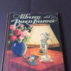 Coleccionismo Álbum: ALBUM DEL BUEN HUMOR POTAX.COMPLETO GRAFICA MANEN DIPUTACION 216 BARCELONA. Lote 245947675