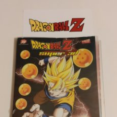 Coleccionismo Álbum: DRAGON BALL Z SUPER 3D. LAMINCARDS. MUNDICROMO. EDIBAS. BOLA DE DRAGON. NO PANINI. Lote 246019600
