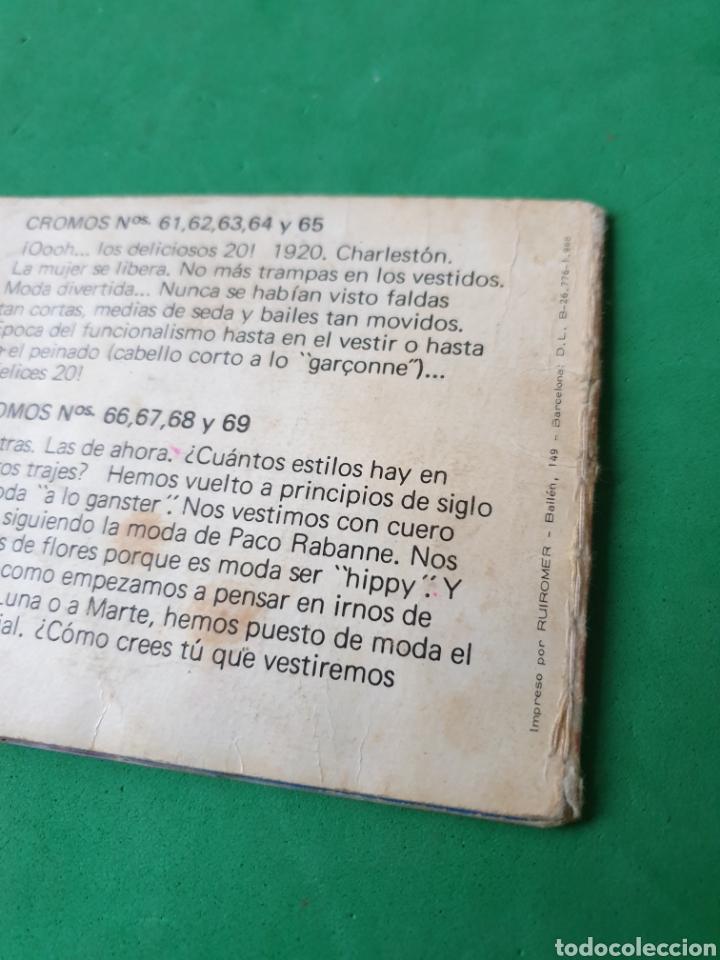 Coleccionismo Álbum: Album cromos Niña. Completo. Coleccion recorta y pega. Fleer. Año 1968 - Foto 3 - 246034940