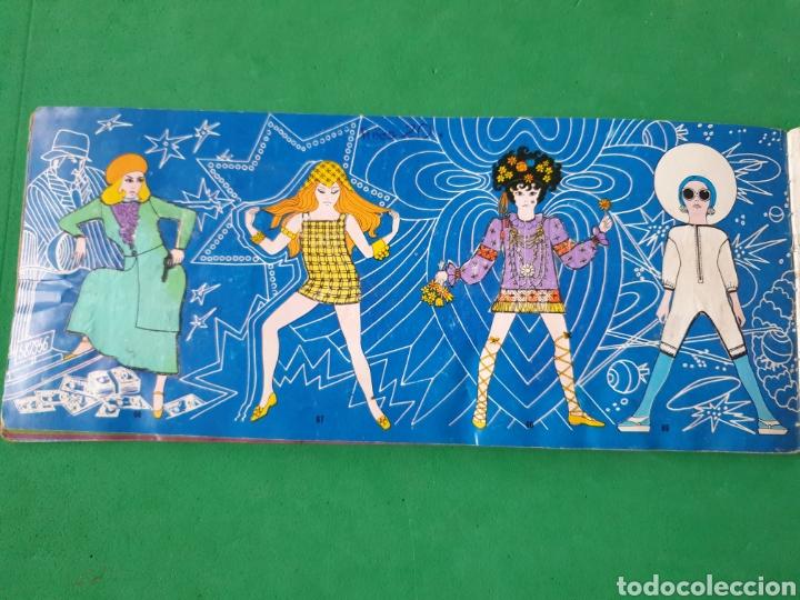 Coleccionismo Álbum: Album cromos Niña. Completo. Coleccion recorta y pega. Fleer. Año 1968 - Foto 20 - 246034940