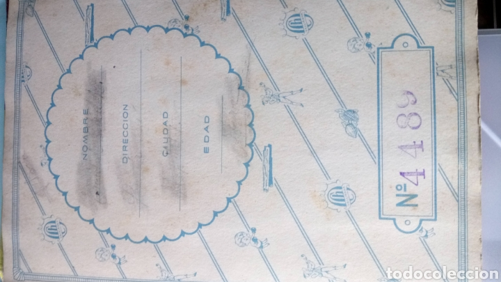 Coleccionismo Álbum: ÁLBUM COMPLETO EL TAMBOR DEL BRUCH. CHOCOLATES OLLÉ. AÑOS 60. - Foto 2 - 246039275
