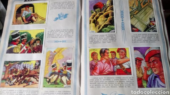 Coleccionismo Álbum: ÁLBUM COMPLETO EL TAMBOR DEL BRUCH. CHOCOLATES OLLÉ. AÑOS 60. - Foto 3 - 246039275