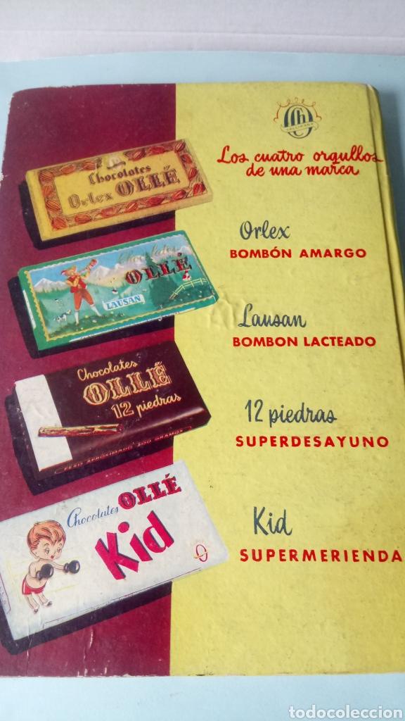 Coleccionismo Álbum: ÁLBUM COMPLETO EL TAMBOR DEL BRUCH. CHOCOLATES OLLÉ. AÑOS 60. - Foto 4 - 246039275