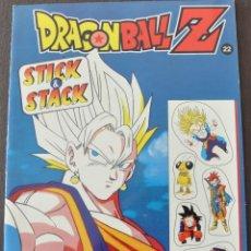 Coleccionismo Álbum: DRAGON BALL Z ALBUN COMPLETO. Lote 246227790