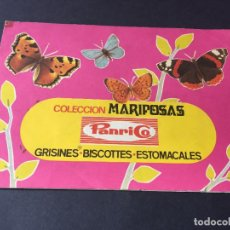 Collezionismo Álbum: ALBUM MARIPOSAS PANRICO FALTA LA Nº 30. Lote 246241160