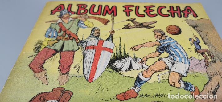 Coleccionismo Álbum: ALBUM FLECHA- COMPLETO - Foto 2 - 246863155