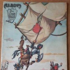 Colecionismo Caderneta: ALBUM CROMOS DON QUIJOTE DE LA MANCHA COMPLETO. Lote 247353980