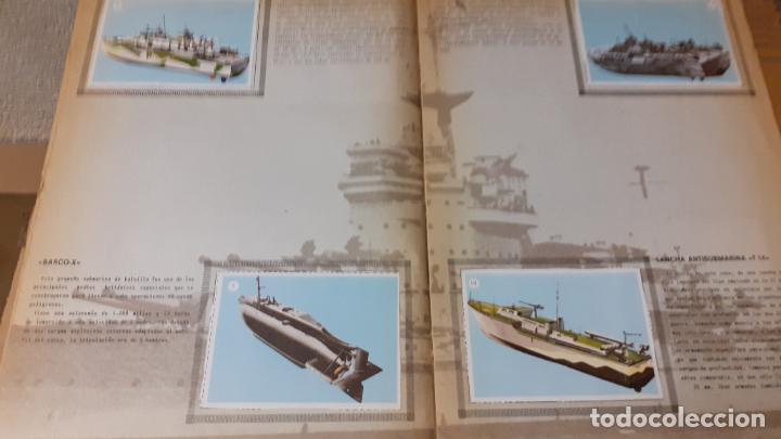 Coleccionismo Álbum: barcos de guerra. ed. nueva situacion - Foto 3 - 248550610