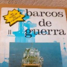 Coleccionismo Álbum: BARCOS DE GUERRA. ED. NUEVA SITUACION. Lote 248550610