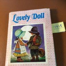 Coleccionismo Álbum: LOVELY DOLL , EDANSA EDIT FLASH , 1982 .ALBUM CROMOS COMPLETO . FOTOS TODAS LAS PAGINAS. Lote 249231450