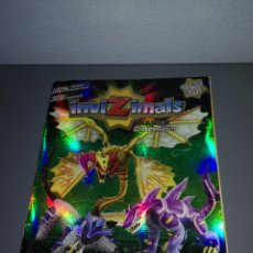 Coleccionismo Álbum: T1A25. ALBUM DE CROMOS COMPLETO. INVIZIMALS EVOLUTION STICKER ALBUM. TRADING CARDS. Lote 250314730