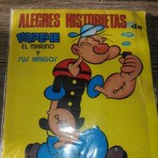 Coleccionismo Álbum: ALBUM CROMOS POPEYE EDITORIAL FHER. Lote 252821325