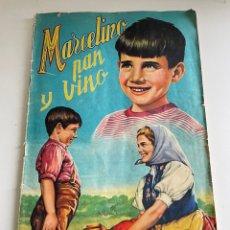Coleccionismo Álbum: ALBUM DE CROMOS MARCELINO PAN Y VINO 1955 240 CROMOS COMPLETO. Lote 254142595
