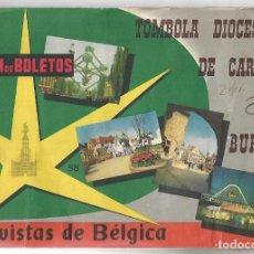 Coleccionismo Álbum: VISTAS DE BELGICA - COMPLETO. Lote 254219560