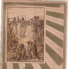Coleccionismo Álbum: ALBUM DE HISTORIA SAGRADA - COMPLETO. Lote 254221570