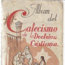 Coleccionismo Álbum: ALBUM DE LA DOCTRINA CRISTIANA - COMPLETO. Lote 254222805