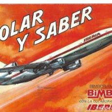 Coleccionismo Álbum: VOLAR Y SABER - COMPLETO. Lote 254224430
