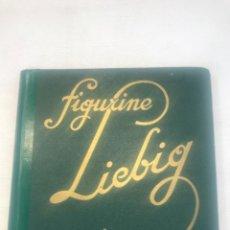Coleccionismo Álbum: ALBUM DE CROMOS COMPLETO FIGURINE LIEBIG 40 SERIES EN TOTAL 120 CROMOS. 1902.. Lote 254333435