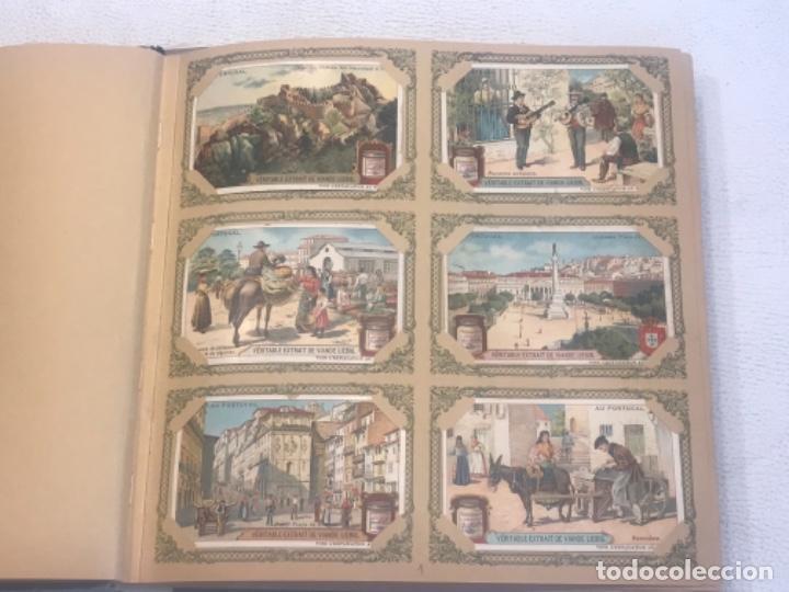 Coleccionismo Álbum: ALBUM DE CROMOS COMPLETO FIGURINE LIEBIG 40 SERIES EN TOTAL 120 CROMOS. 1902. - Foto 2 - 254333435