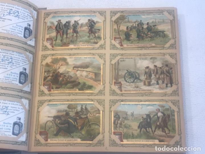 Coleccionismo Álbum: ALBUM DE CROMOS COMPLETO FIGURINE LIEBIG 40 SERIES EN TOTAL 120 CROMOS. 1902. - Foto 3 - 254333435