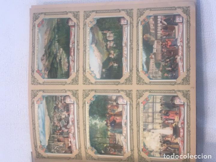 Coleccionismo Álbum: ALBUM DE CROMOS COMPLETO FIGURINE LIEBIG 40 SERIES EN TOTAL 120 CROMOS. 1902. - Foto 4 - 254333435