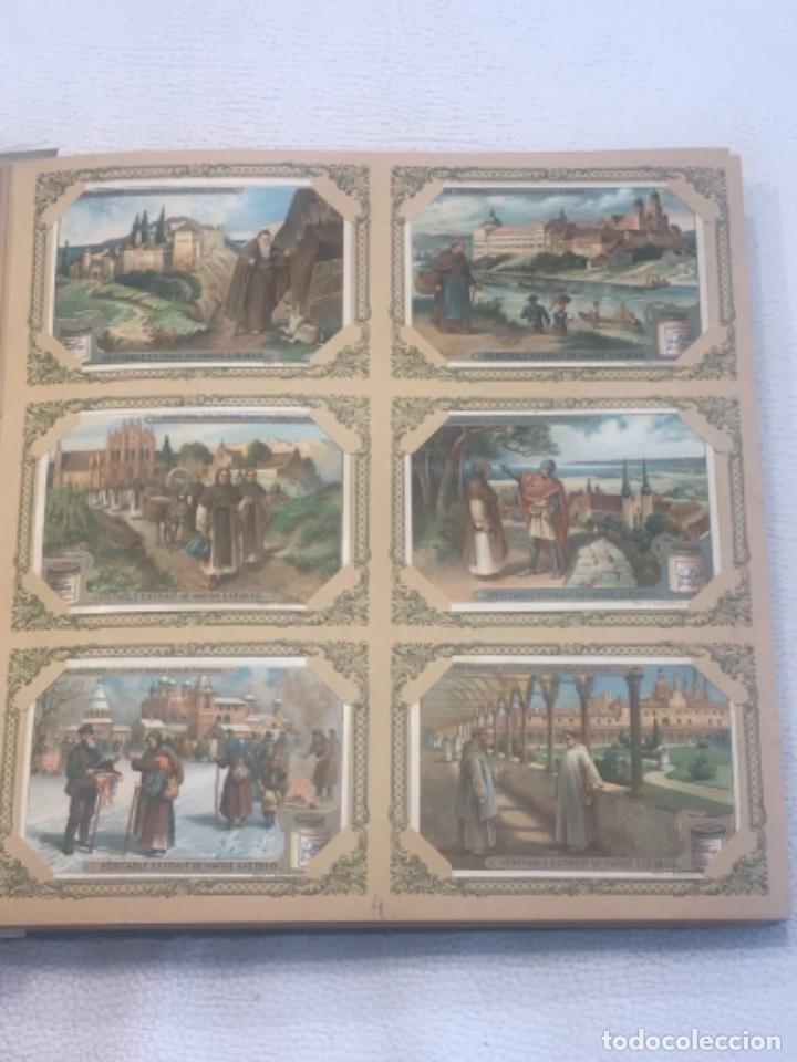 Coleccionismo Álbum: ALBUM DE CROMOS COMPLETO FIGURINE LIEBIG 40 SERIES EN TOTAL 120 CROMOS. 1902. - Foto 5 - 254333435