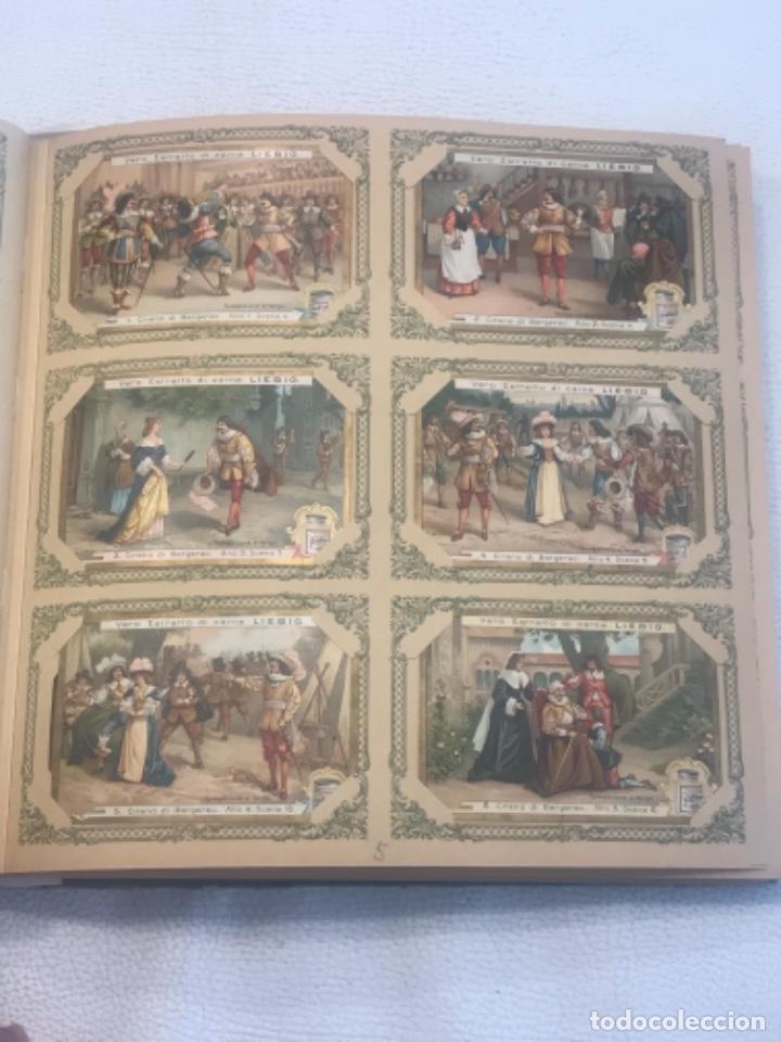 Coleccionismo Álbum: ALBUM DE CROMOS COMPLETO FIGURINE LIEBIG 40 SERIES EN TOTAL 120 CROMOS. 1902. - Foto 6 - 254333435