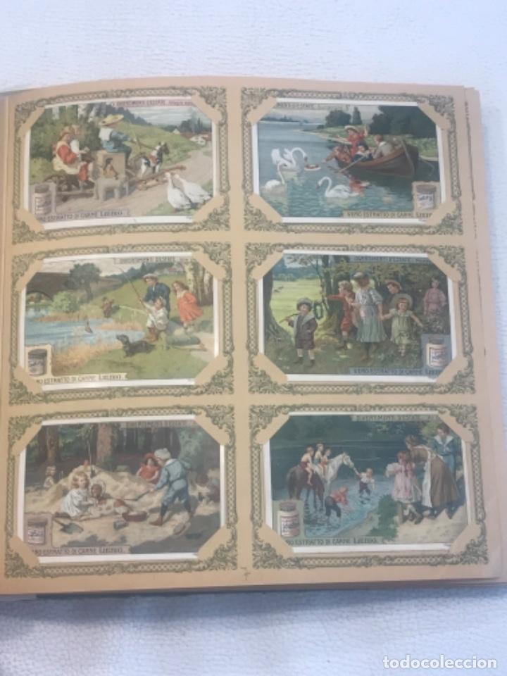 Coleccionismo Álbum: ALBUM DE CROMOS COMPLETO FIGURINE LIEBIG 40 SERIES EN TOTAL 120 CROMOS. 1902. - Foto 8 - 254333435