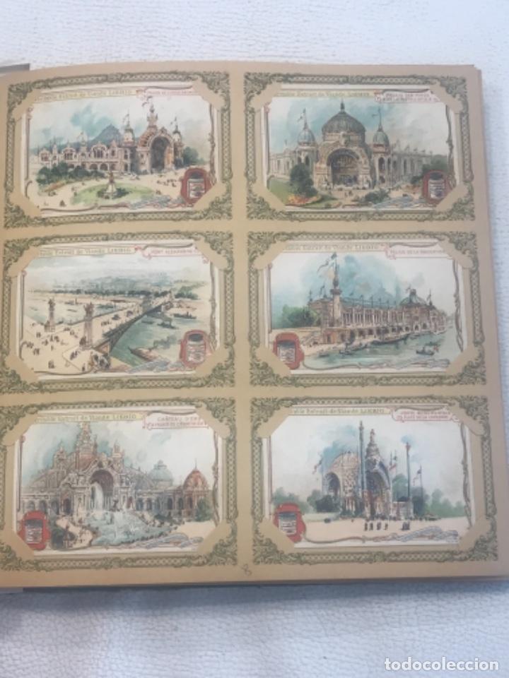 Coleccionismo Álbum: ALBUM DE CROMOS COMPLETO FIGURINE LIEBIG 40 SERIES EN TOTAL 120 CROMOS. 1902. - Foto 9 - 254333435