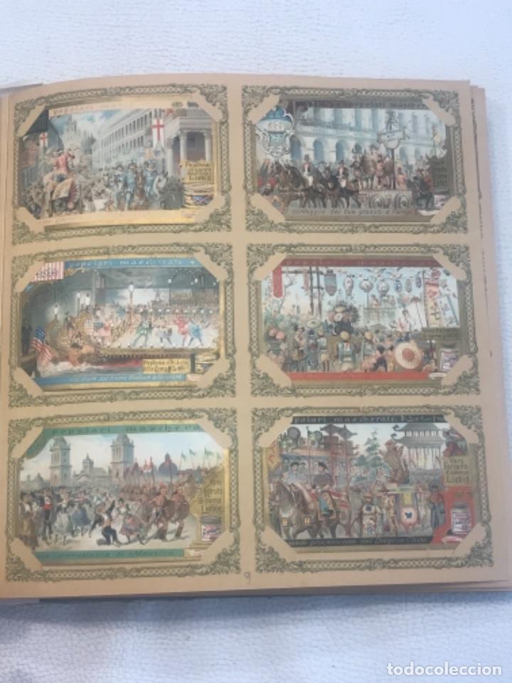 Coleccionismo Álbum: ALBUM DE CROMOS COMPLETO FIGURINE LIEBIG 40 SERIES EN TOTAL 120 CROMOS. 1902. - Foto 10 - 254333435