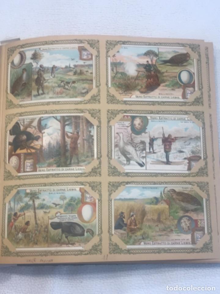 Coleccionismo Álbum: ALBUM DE CROMOS COMPLETO FIGURINE LIEBIG 40 SERIES EN TOTAL 120 CROMOS. 1902. - Foto 12 - 254333435