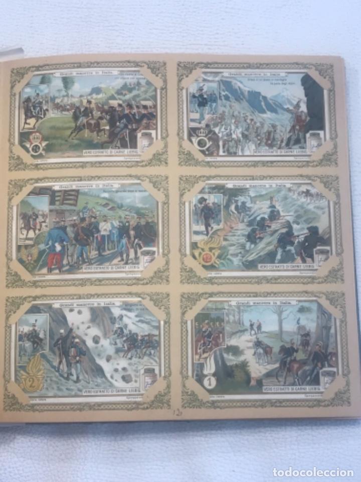 Coleccionismo Álbum: ALBUM DE CROMOS COMPLETO FIGURINE LIEBIG 40 SERIES EN TOTAL 120 CROMOS. 1902. - Foto 13 - 254333435