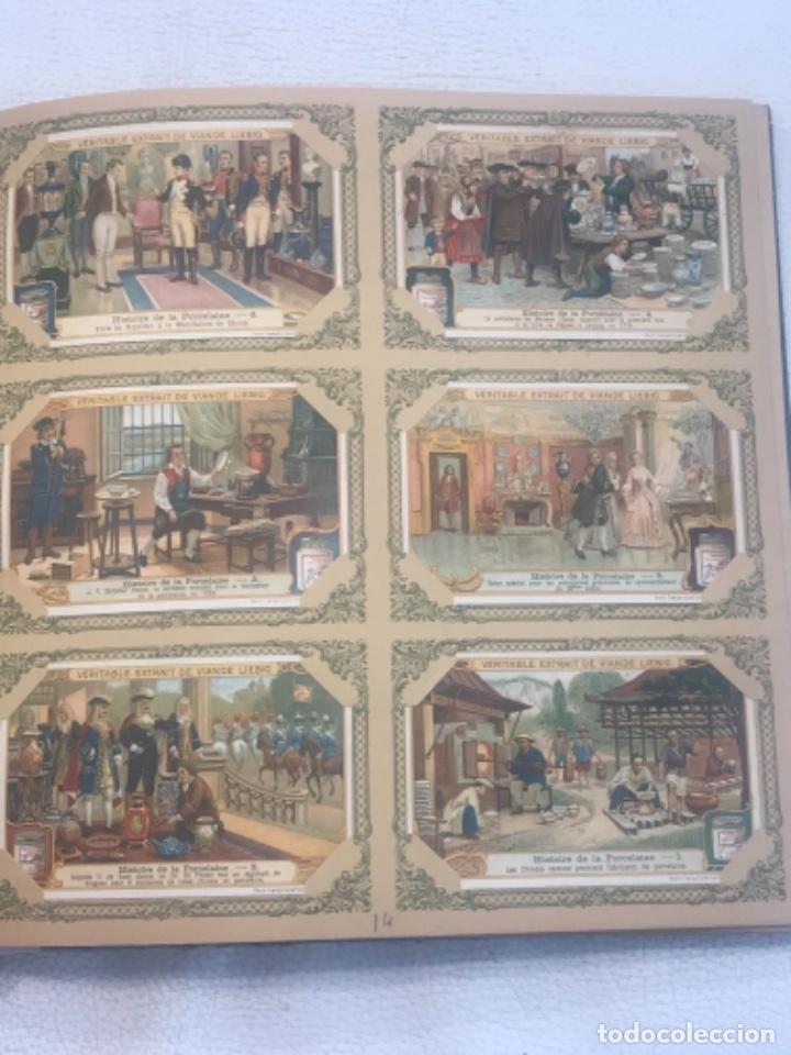 Coleccionismo Álbum: ALBUM DE CROMOS COMPLETO FIGURINE LIEBIG 40 SERIES EN TOTAL 120 CROMOS. 1902. - Foto 15 - 254333435